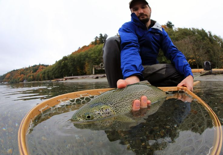 17 best images about fly fish washington on pinterest for Best trout fishing states