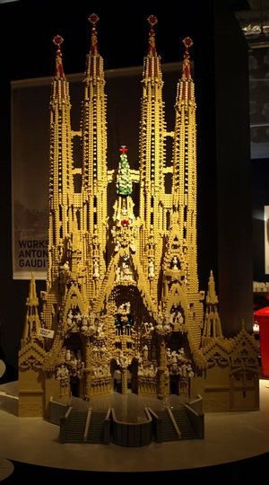 Daily LEGO: World Heritage Buildings | GeekDad | Wired.com