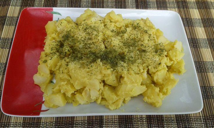 GasztroBaráth: Kókuszos-currys krumplifőzelék