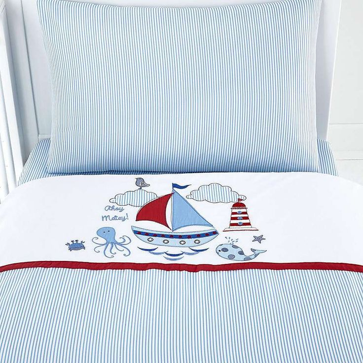 Nautical Bedding Dunelm: 1000+ Ideas About Cot Bed Duvet Cover On Pinterest