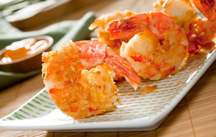Air Fryer Coconut Shrimp accomplishes all recipe goals in just five minutes. It's healthy, delicious and fit for serving two. Click here to get the recipe.
