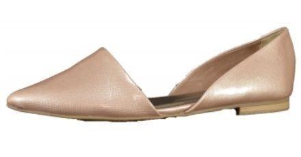 Rúžové baleríny Marco Tozzi