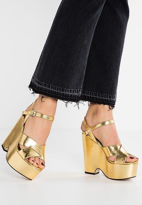 17 best ideas about sandaletten gold on pinterest damen top gold sandaletten wei and. Black Bedroom Furniture Sets. Home Design Ideas