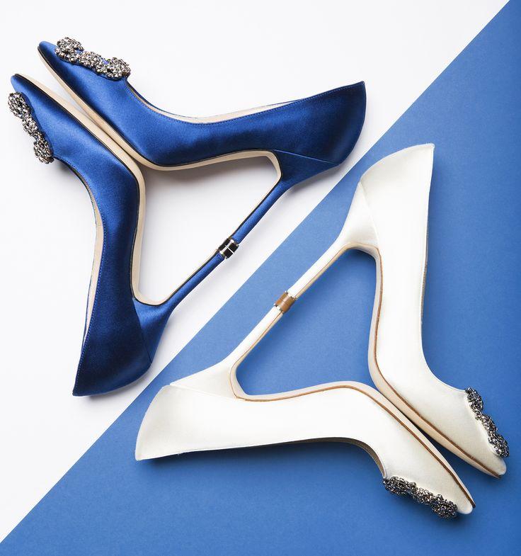 Get your shoes at Savannahs.com! ♥ Manolo Blahnik