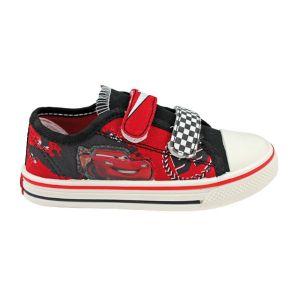 Zapatos rojos Cars con velcro infantiles 1wHodkbGdo