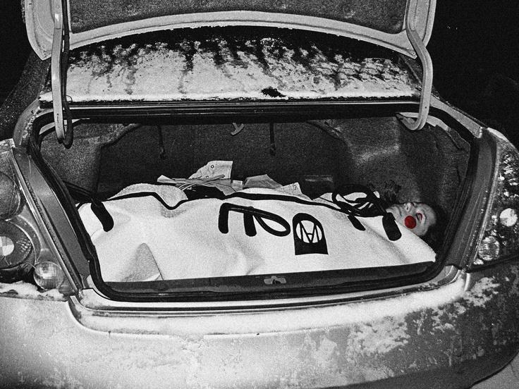 What's in the trunk. MarkAllenBodybags.com