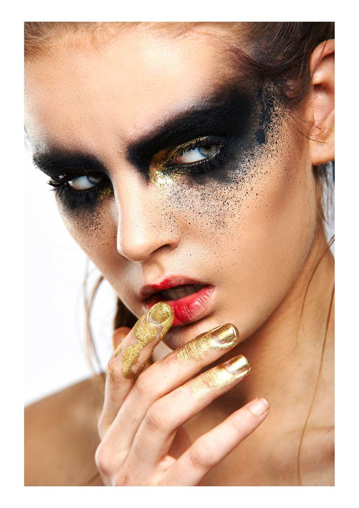Mystique - Photographed by Rubén Suárez Make Up Artist ...