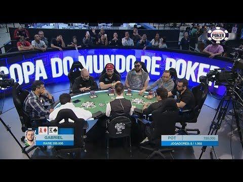WSOP Circuit Brazil 2016 - parte 1 -   Disputado no Transamérica Expo Center, a estréia oficial do circuito WSOP no Brasil ocorreu entre 26 de outubro à 2 de novembro de... -  #Casino #CassinoDigital #cassinodigital.com #Poker