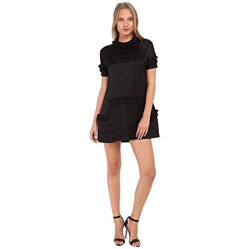 (ディースクエアード) DSQUARED2 レディース トップス ワンピース Annika Mini Dress 並行輸入品  新品【取り寄せ商品のため、お届けまでに2週間前後かかります。】 表示サイズ表はすべて【参考サイズ】です。ご不明点はお問合せ下さい。 カラー:Black 詳細は http://brand-tsuhan.com/product/%e3%83%87%e3%82%a3%e3%83%bc%e3%82%b9%e3%82%af%e3%82%a8%e3%82%a2%e3%83%bc%e3%83%89-dsquared2-%e3%83%ac%e3%83%87%e3%82%a3%e3%83%bc%e3%82%b9-%e3%83%88%e3%83%83%e3%83%97%e3%82%b9-%e3%83%af%e3%83%b3-25/
