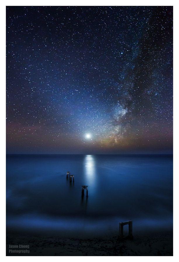 Wish Upon a Planet by Jason Chong on 500px - Davenport - California  - USA
