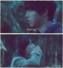 It must have been so hard for him to memorize the lines  A Werewolf Boy