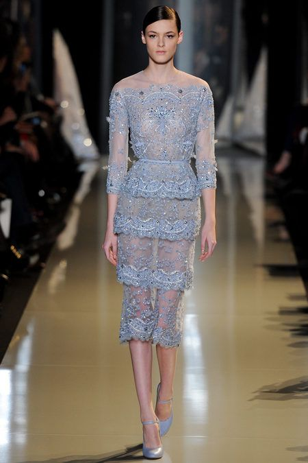 Elie Saab, Spring 2013 Couture ~ Collected and Shared