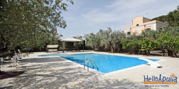 "Villas in Puglia with pool Historic Authentic '800 Mansion with Large Private Pool ""Villa Mininni-Jannuzzi""  See more at: http://www.helloapulia.com/en/cv121"