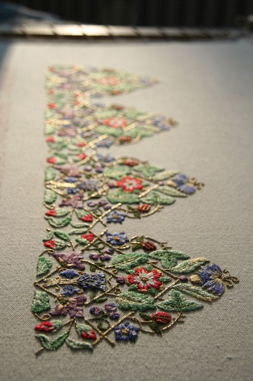 The Unbroken Thread - blog on Embroidery & Inspiration