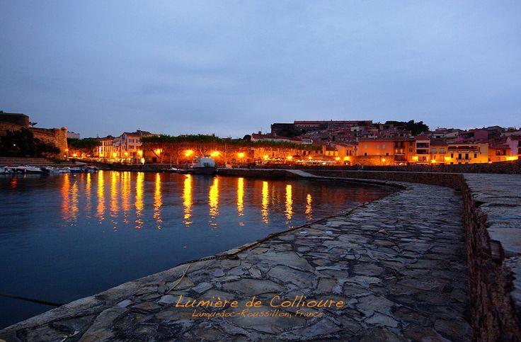 コリウールの灯 - Lumière de Collioure : travelster