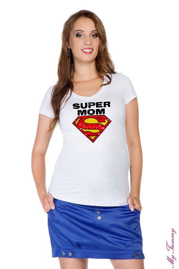t shirt Super Mom