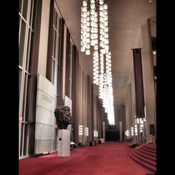 Grand Foyer Kennedy Center : Best images about the john f kennedy center for