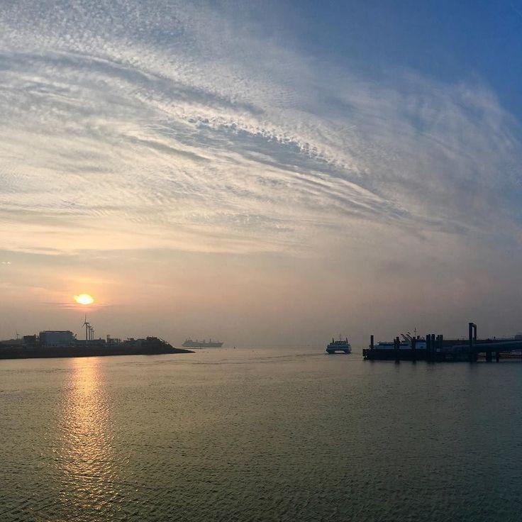 Goedemorgen Vlissingen #sinfiltros
