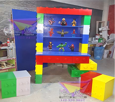 M s de 25 ideas incre bles sobre muebles de lego en for Muebles lego
