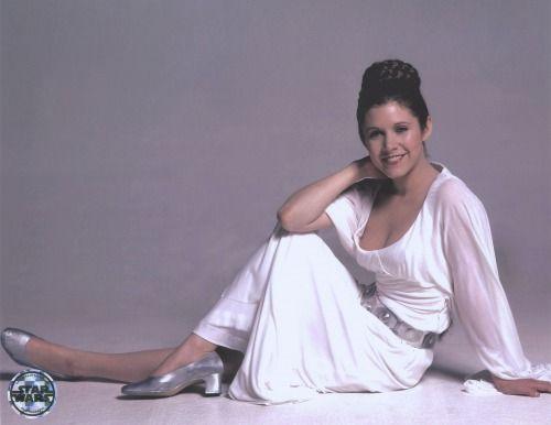 Principessa Leia Organa, Carrie Fisher - 11