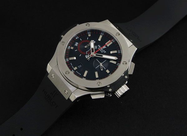 #LUXURY #HUBLOT #watches HUBLOT watches Hublot Big Bang UEFA EURO 2008 SS Black Mens Watch