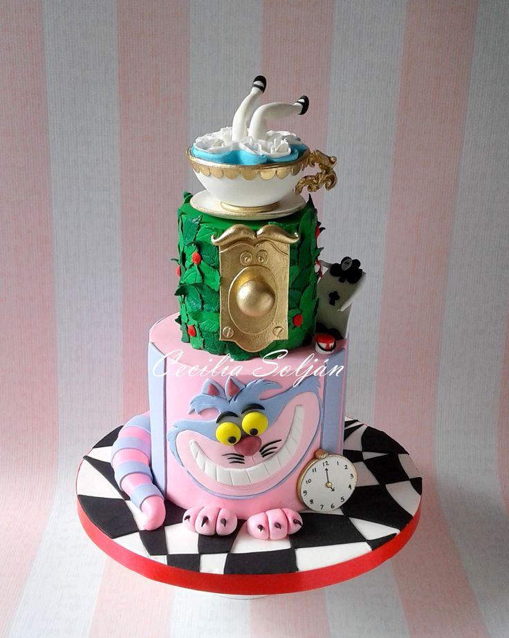 быть по-настоящему торт алиса в зазеркалье фото эти посты