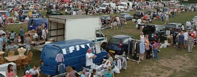 Redbourn Sunday Car Boot Sale picture 1