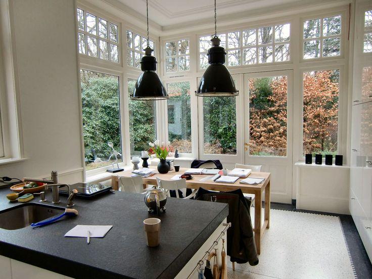 Driebergen, uitbreiding en verbouwing monumentaal woonhuis | ARCHITECTENBUREAU VAN LÖBEN SELS