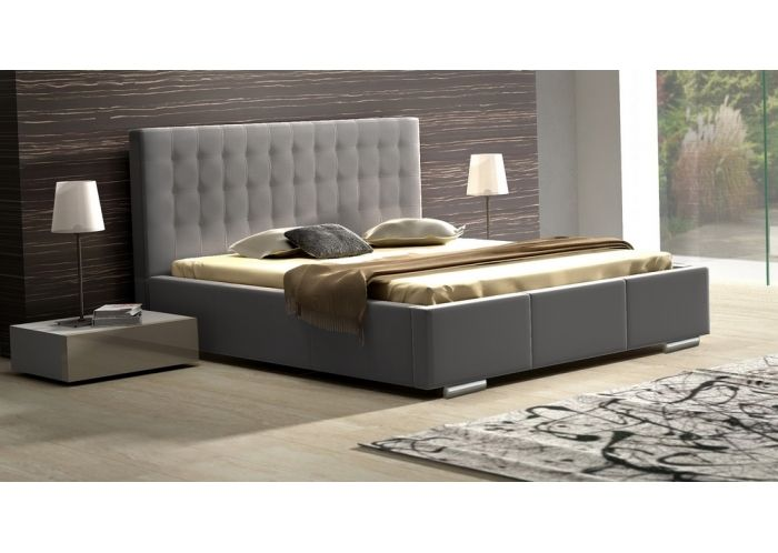 17 best images about tapisserie on pinterest upholstered beds furniture an - Sommier coffre 180x200 ...