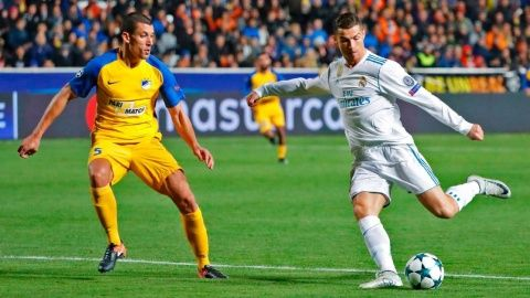 Real Madrid needs to use dominant Apoel win to build La Liga momentum