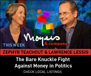 Full Show: The Bare Knuckle Fight Against Money in Politics   Moyers & Company   BillMoyers.com