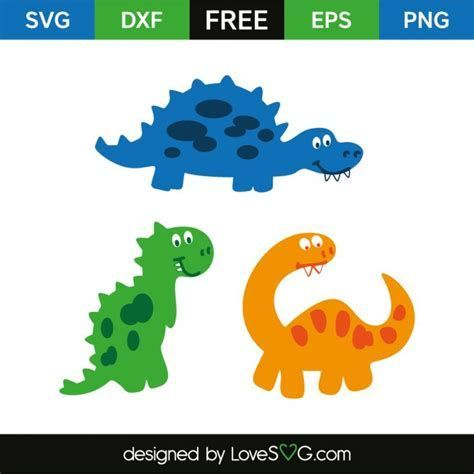 Download Image result for Free SVG Files for Cricut | Cute dinosaur ...