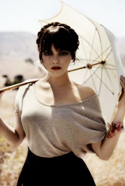 Emma Stone — EMMA STONE for Women's Health | 2009