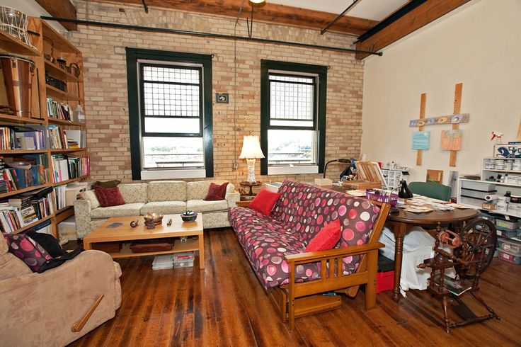 Art Studio Living Space