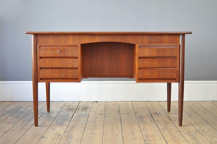 Elegant Danish Desk