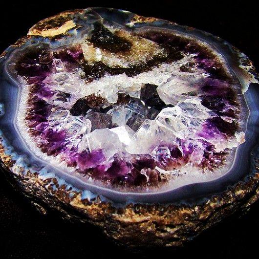 Green Amethyst Geode : Best geodes images on pinterest crystals