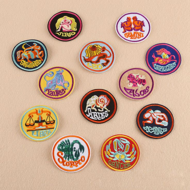 Cheap clothes patch, Buy Quality patch clothes directly from China embroidered patch Suppliers: 1 Set 12 Constellation Signs Costume Embroidered Clothes Patches Sar Sign Sew On/Iron On Patch DIY Decor Hot Sale. ELIEXPRESS 7,88 för alla