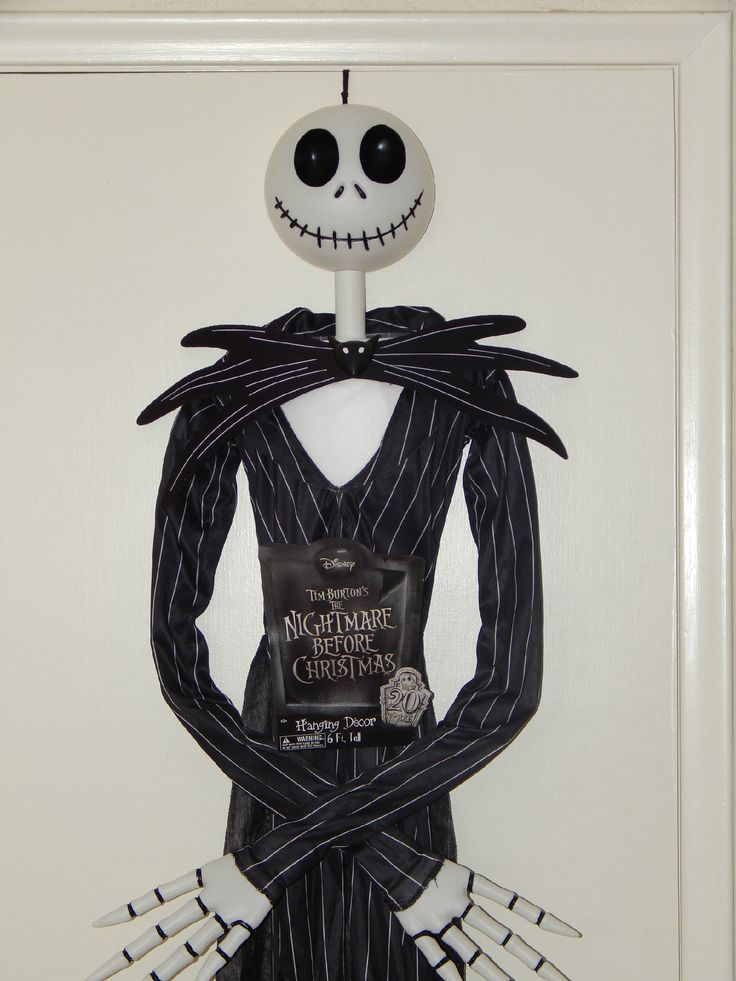 17 best images about nightmare before christmas - Jack skellington decorations halloween ...