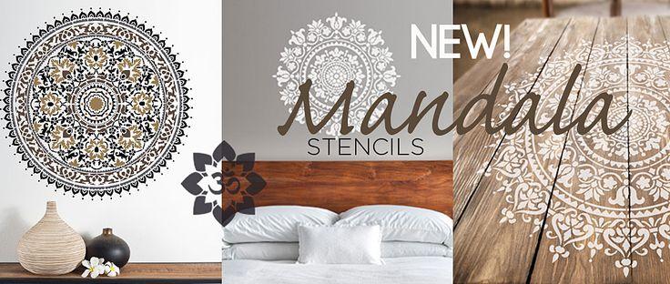 Die besten 25 marokkanische wandschablonen ideen auf - Wandschablonen schlafzimmer ...