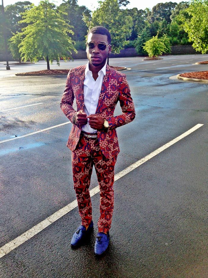 Crazy Suit x Loafers | SOLETOPIA