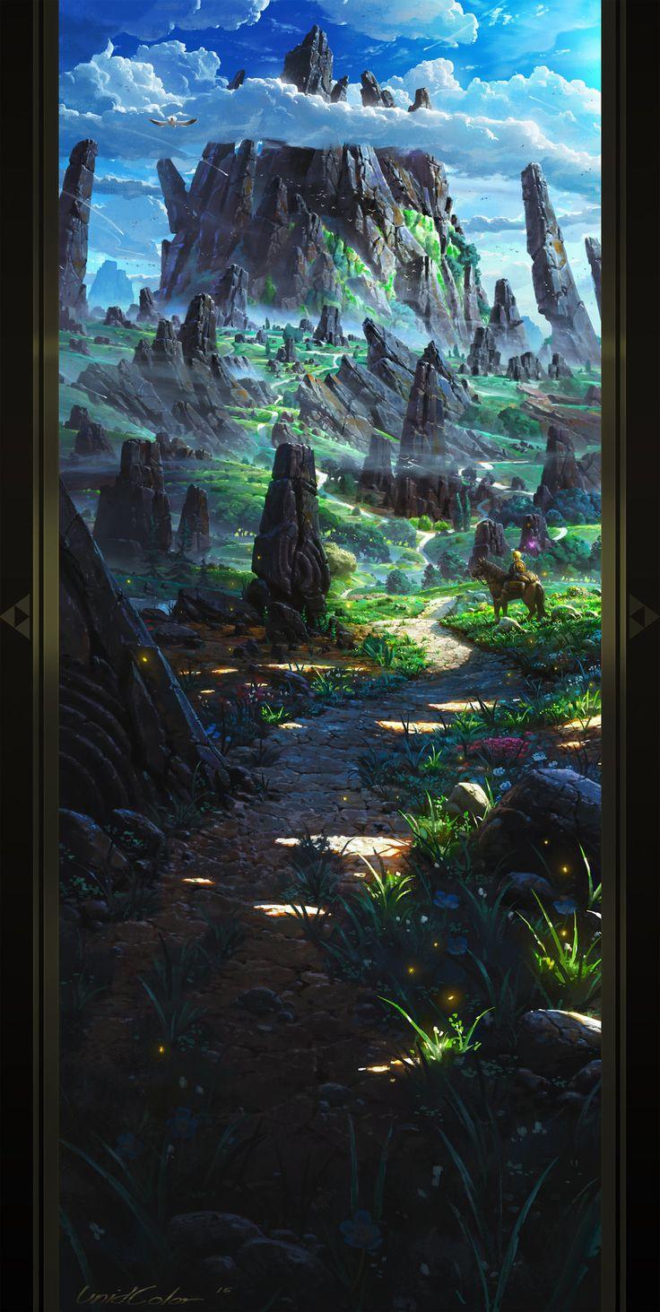 New Zelda Wii U by UnidColor.deviantart.com on @DeviantArt