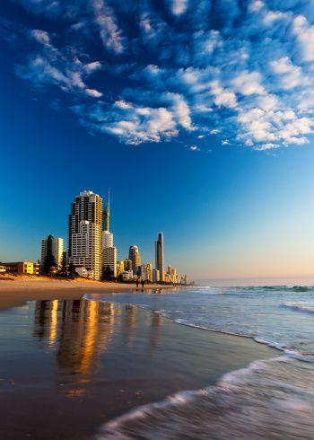 Sunrise, Gold Coast, Australia. Follow prestigedreams for more pics of prestige luxury!
