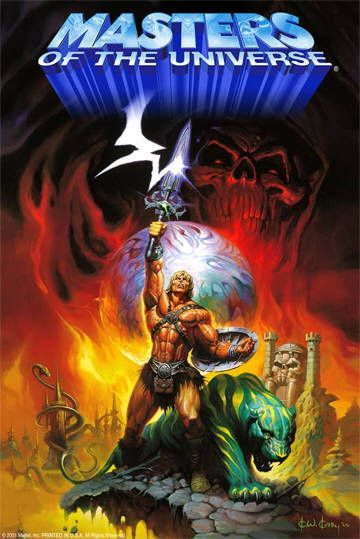 Masters of the Universe. ps2 game