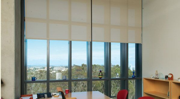 BB Commercial Solutions (BBCS) has a full line of solar shades and solar screens for commercial use.
