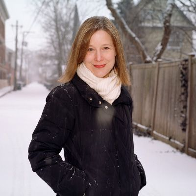 Ann Patchett. An author who is gifted at character development.