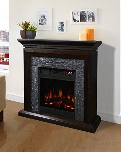 17 best ideas about Electric Fireplace With Mantel on Pinterest | Stone  electric fireplace, Basement fireplace and Best electric fireplace - 17 Best Ideas About Electric Fireplace With Mantel On Pinterest