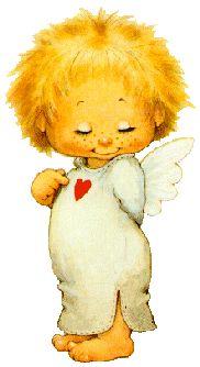 Little Angels-Birthday-Ecards