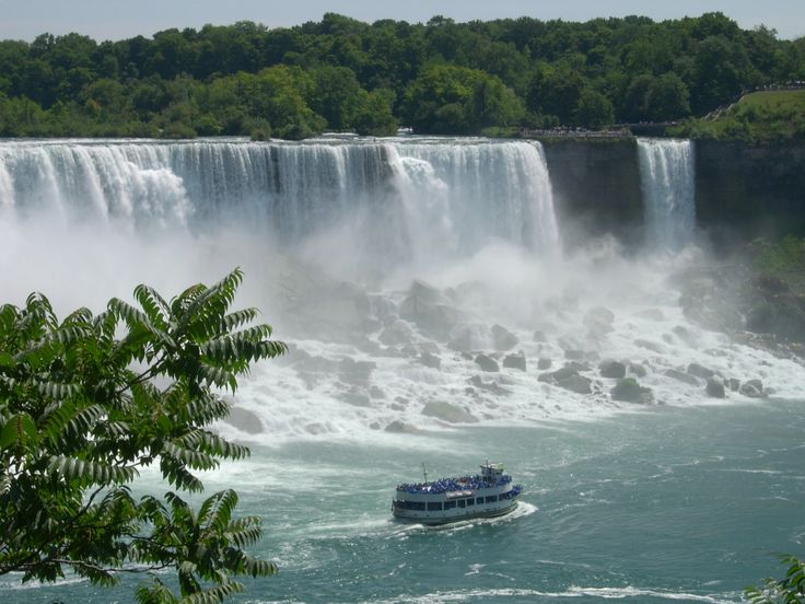 niagra falls | Niagara Falls In Canada, History And Tourism Information