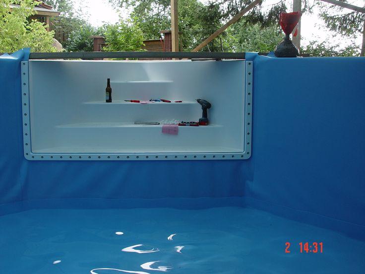 die besten 25 whirlpool selber bauen ideen auf pinterest garten pool selber bauen selber. Black Bedroom Furniture Sets. Home Design Ideas