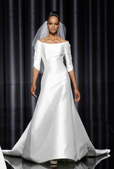 1000 Images About Off The Shoulder Bridal Gowns On Pinterest